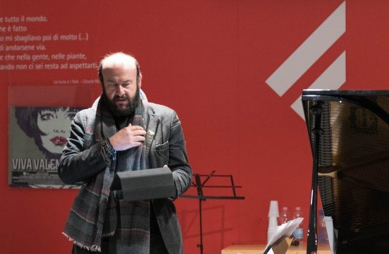 Davide Rondoni, poesia