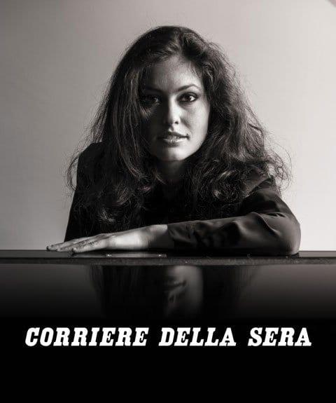 Articolo del Corriere della Sera su Valentina Colonna