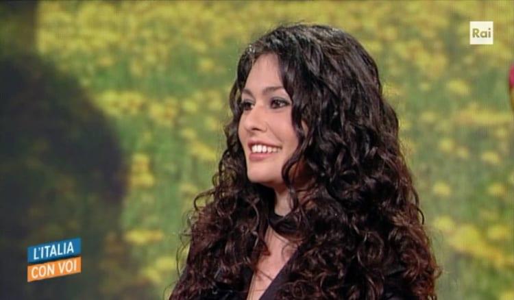 Valentina Colonna su Rai Italia