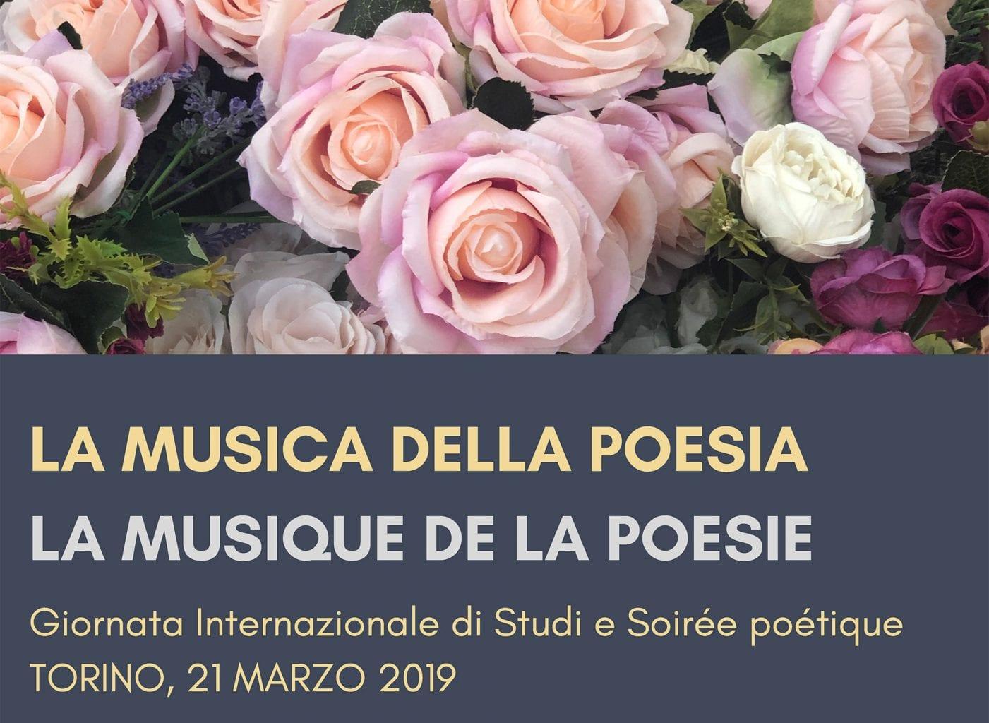 La musica della poesia a Torino