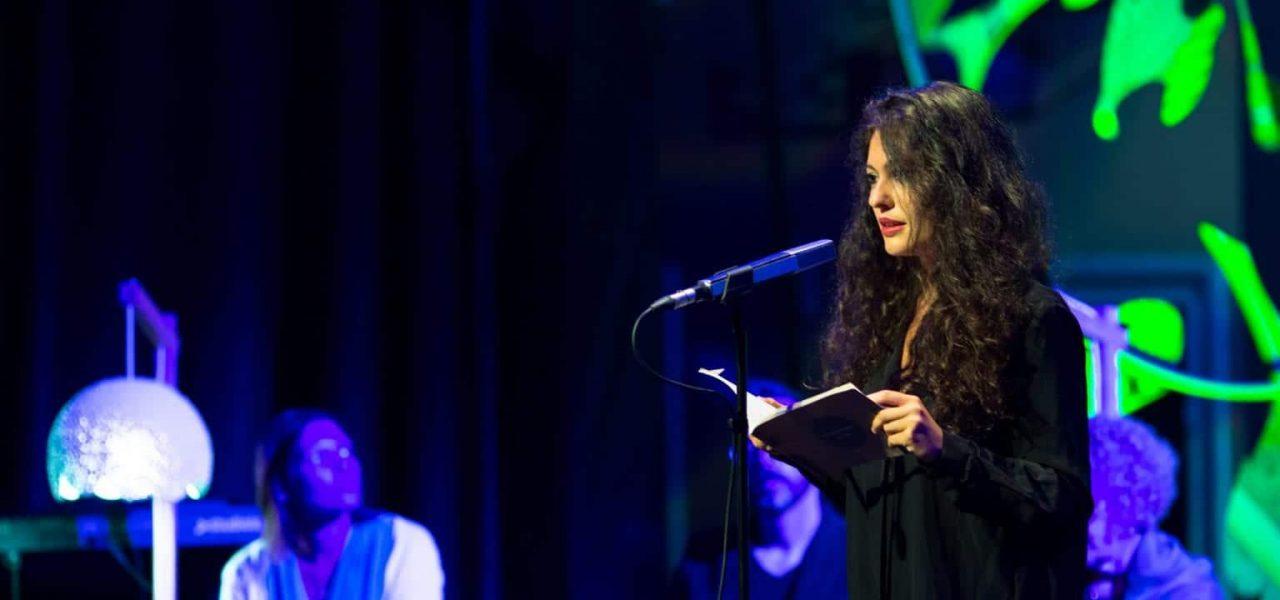 Valentina Colonna @ Dnevi Poezije in vina Festival